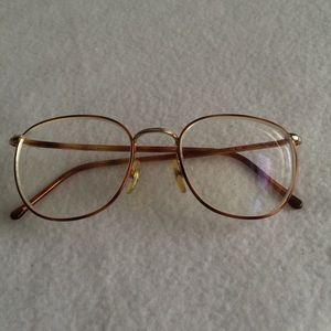 Calvin Klein Men's Eyeglass Frames Tortoise Italy